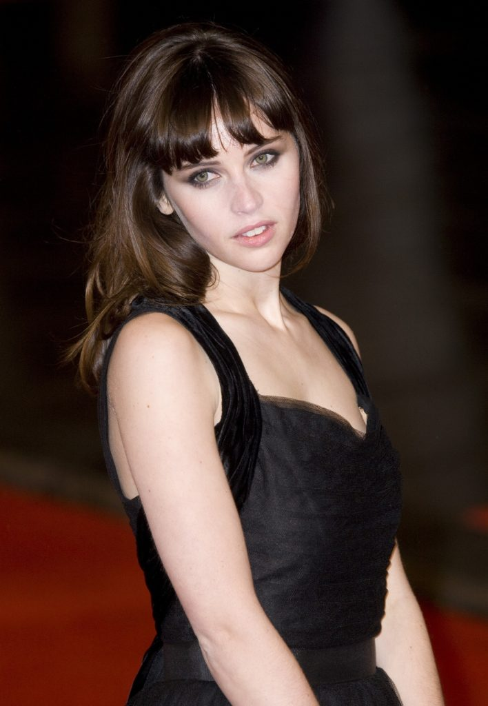 Sexy Felicity Jones Hot Bikini Pictures Which Will Make You Feel For Her