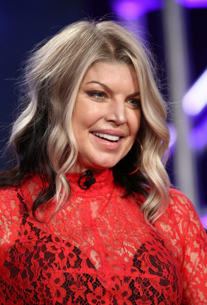 Fergie Hair Style Wallpapers