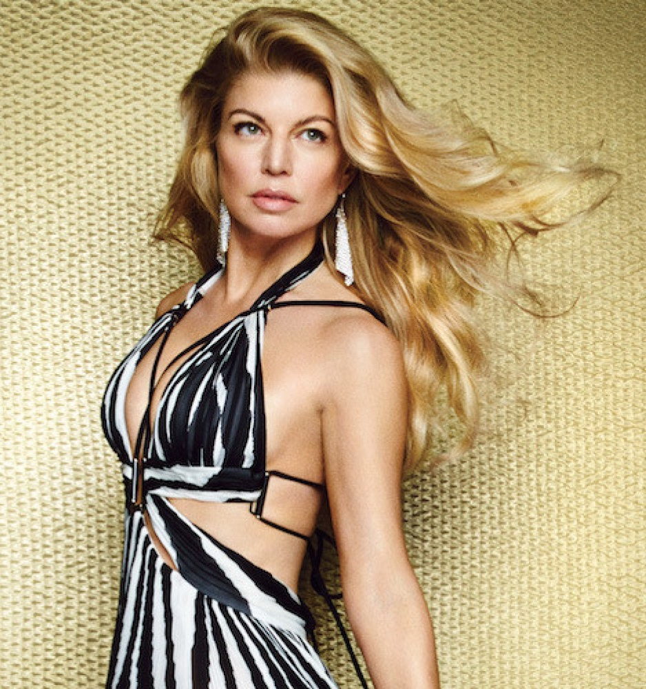 Fergie Muscles Photos