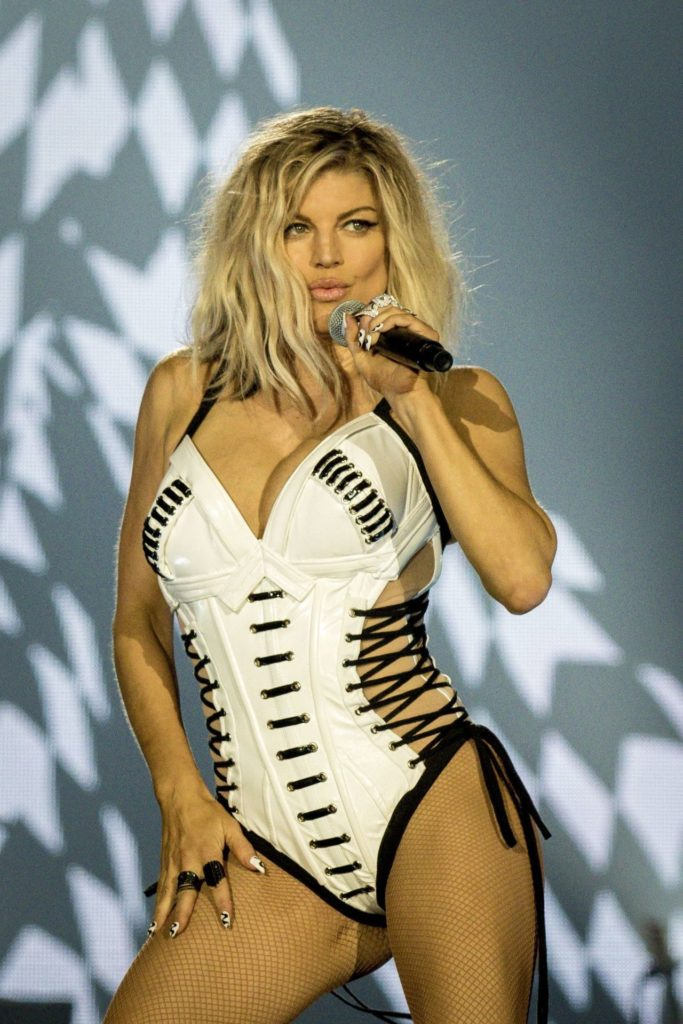 Fergie Shorts Wallpapers