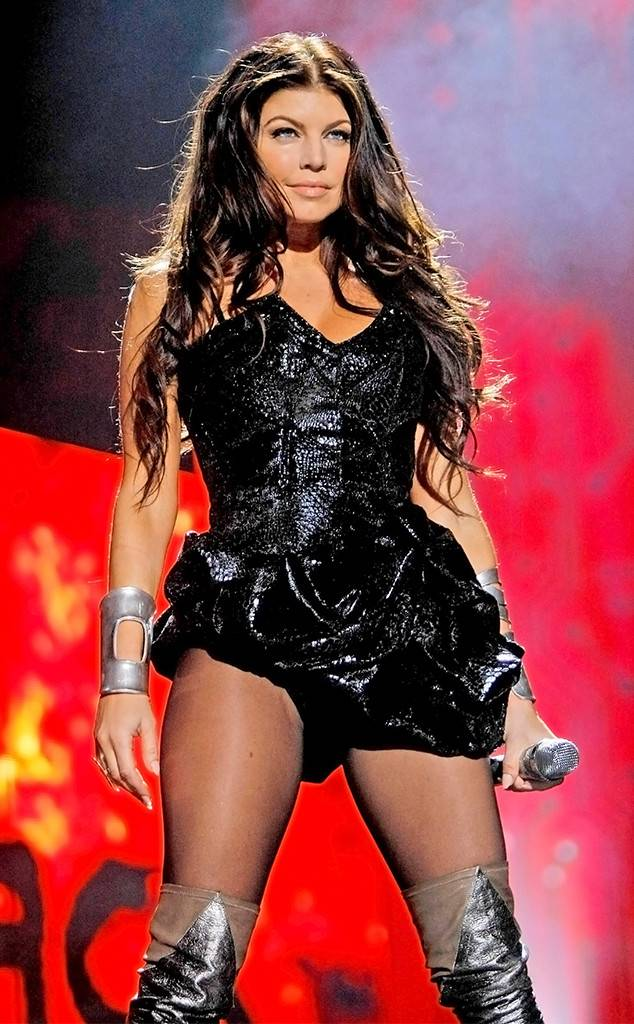 Fergie Thighs Images