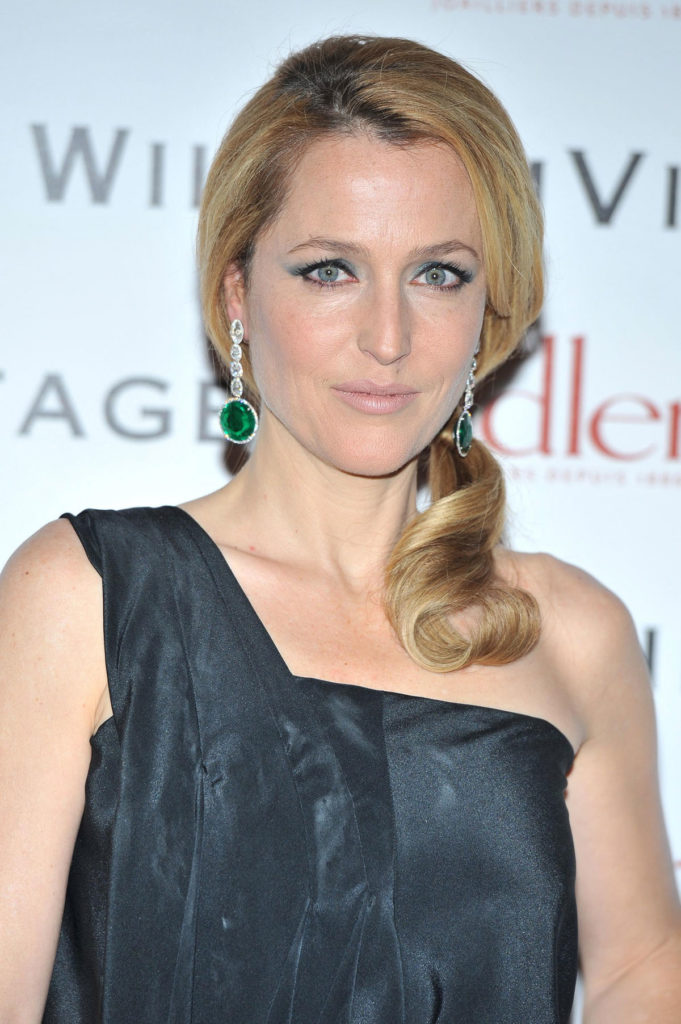 Gillian Anderson Body Pictures