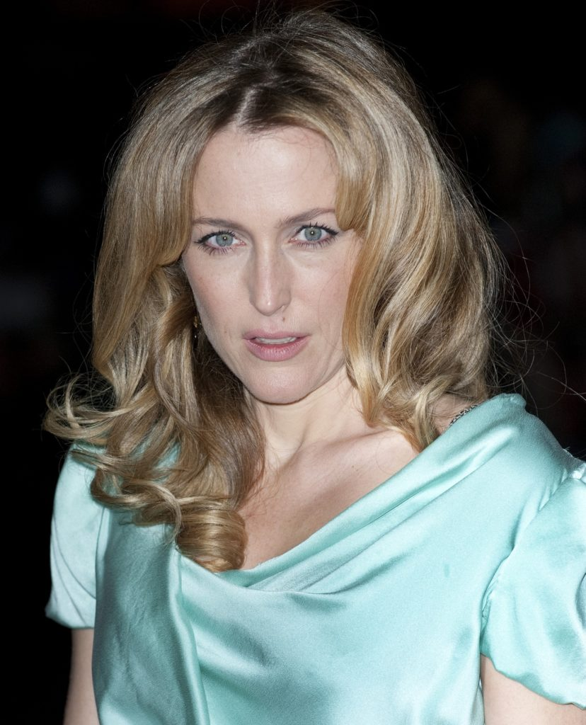 Gillian Anderson Bold Wallpapers