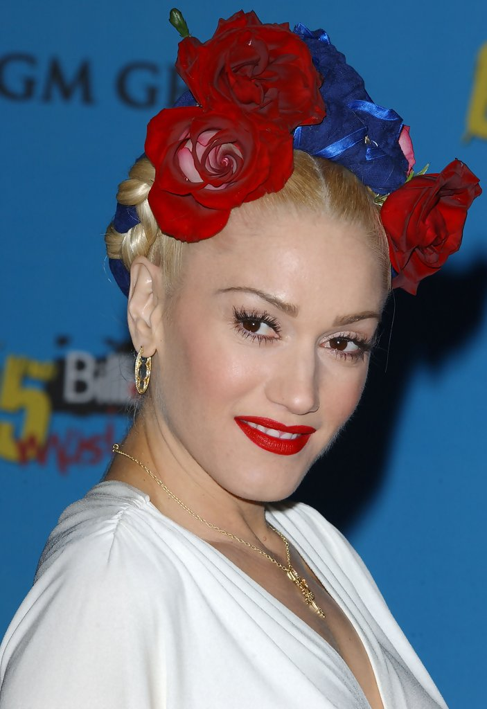 Gwen Stefani Working Out Images
