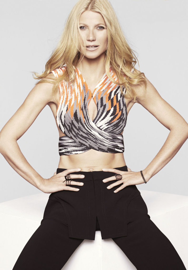 Gwyneth Paltrow Leggings Pictures