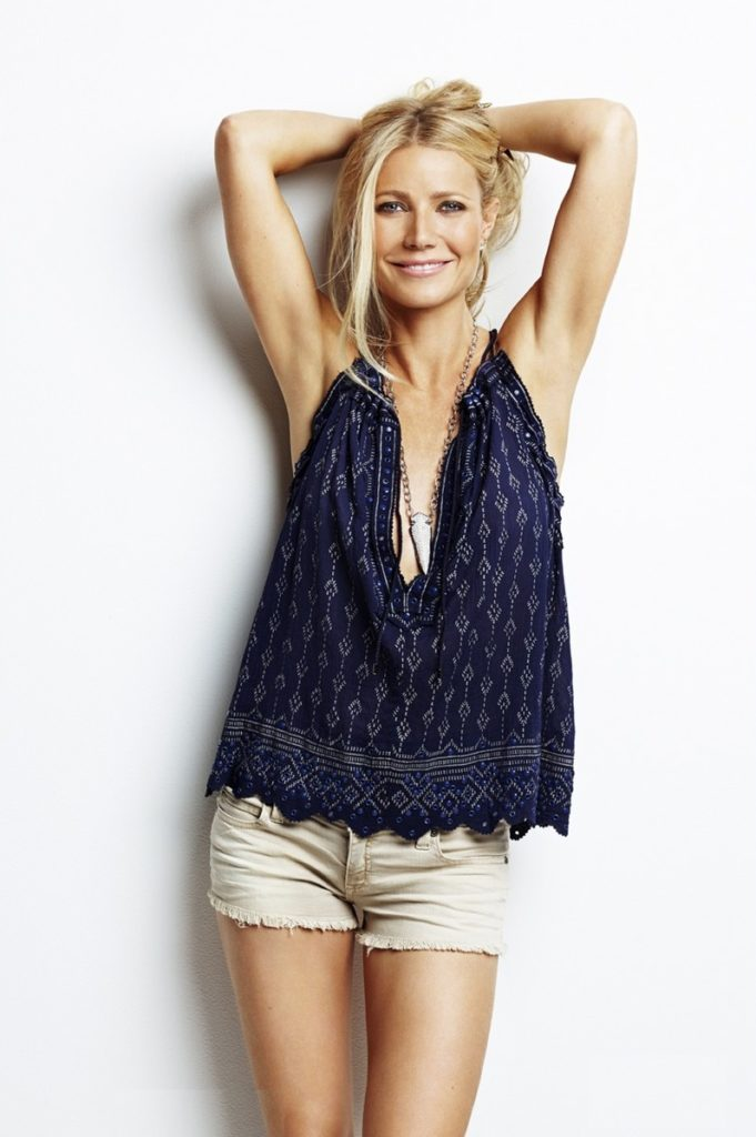 Gwyneth Paltrow Lingerie Images