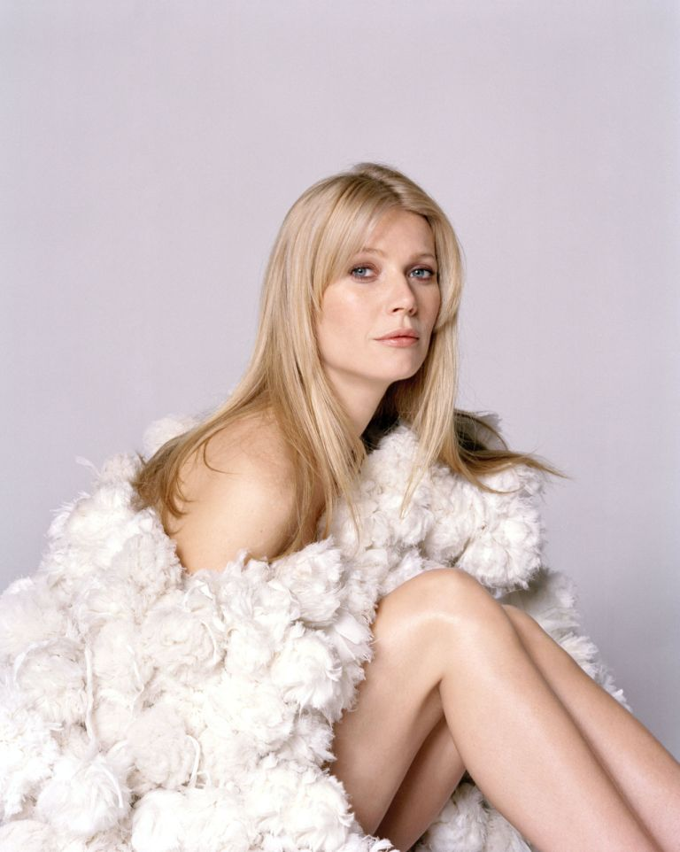 Gwyneth Paltrow Oops Moment Pics