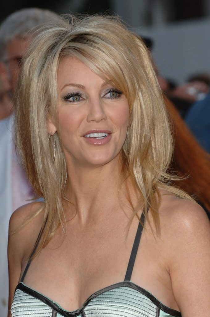 Heather Locklear Bra Panty Pictures