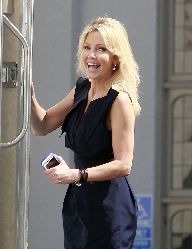 Heather Locklear Cleavage Images