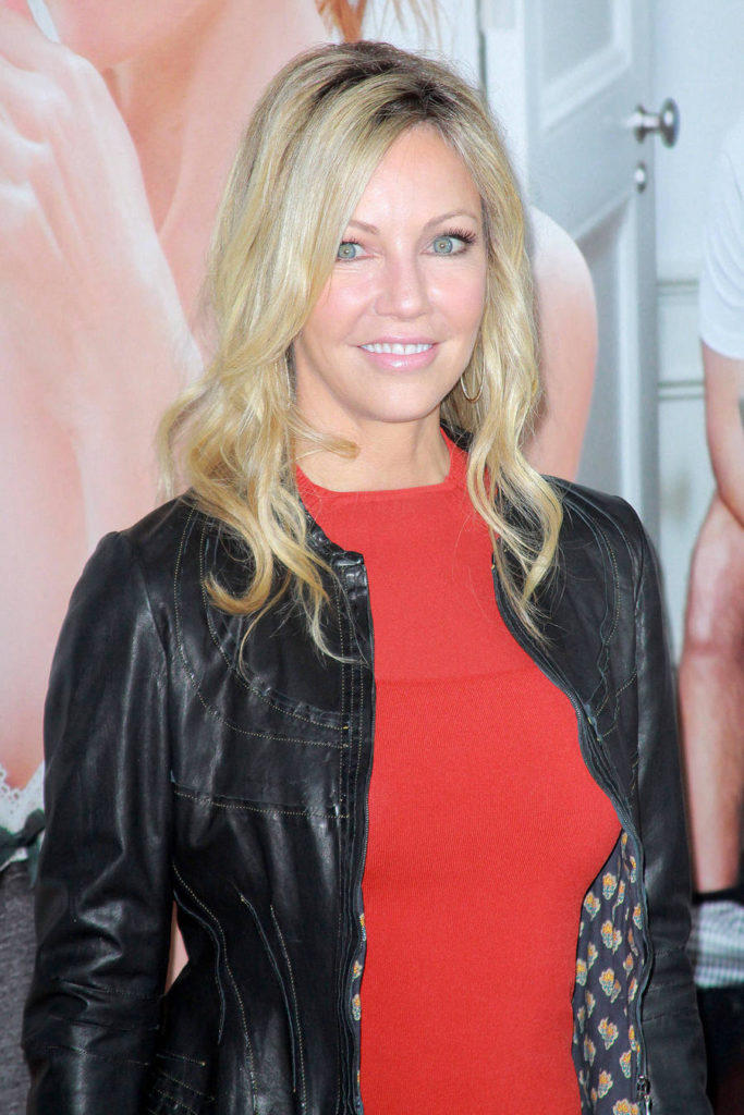 Heather Locklear Leaked Pictures