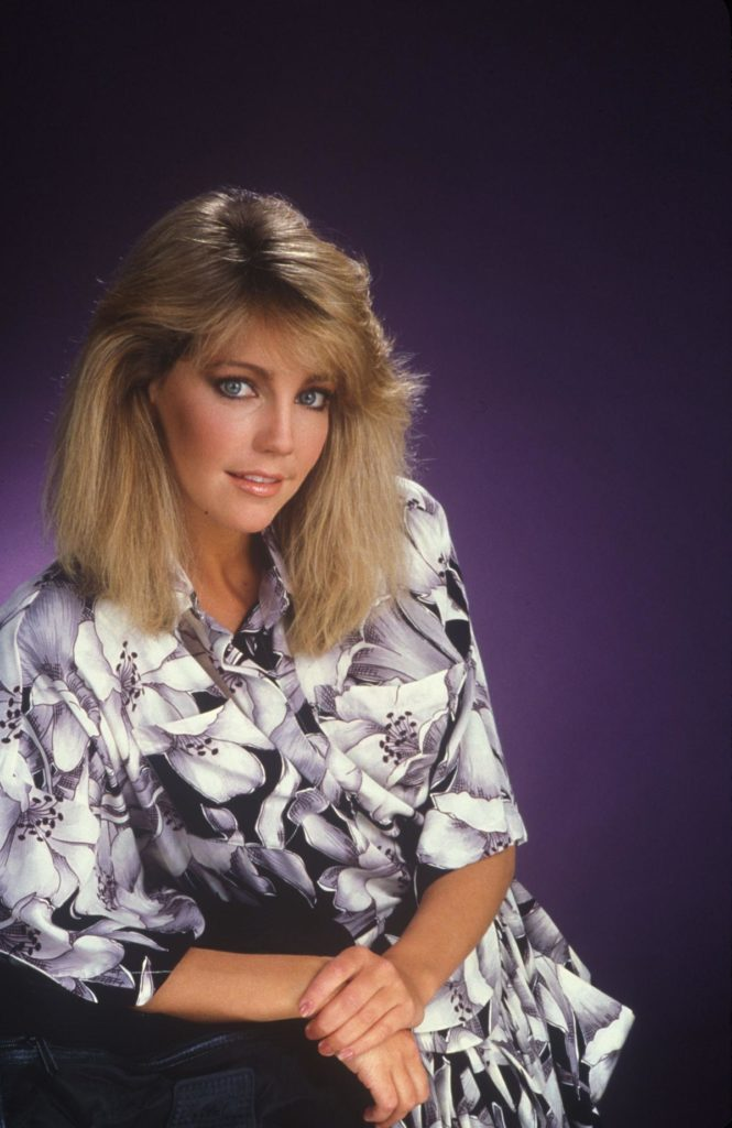 Heather Locklear Makeup Pictures