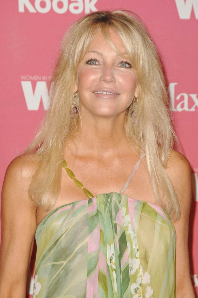 Heather Locklear Muscles Wallpapers