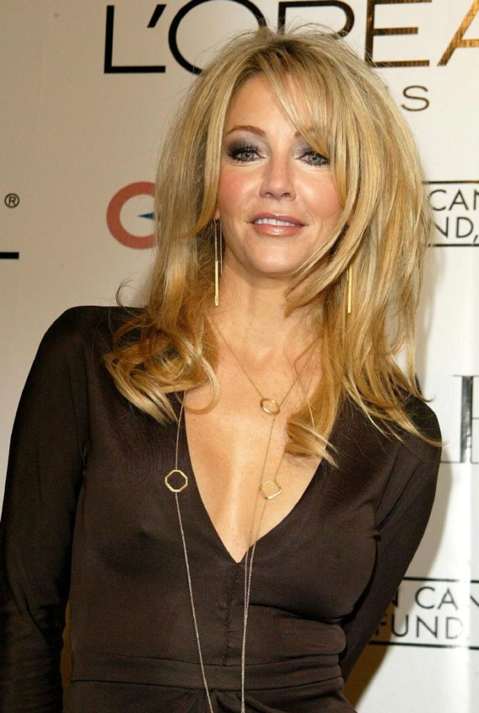 Heather Locklear No Makeup Images