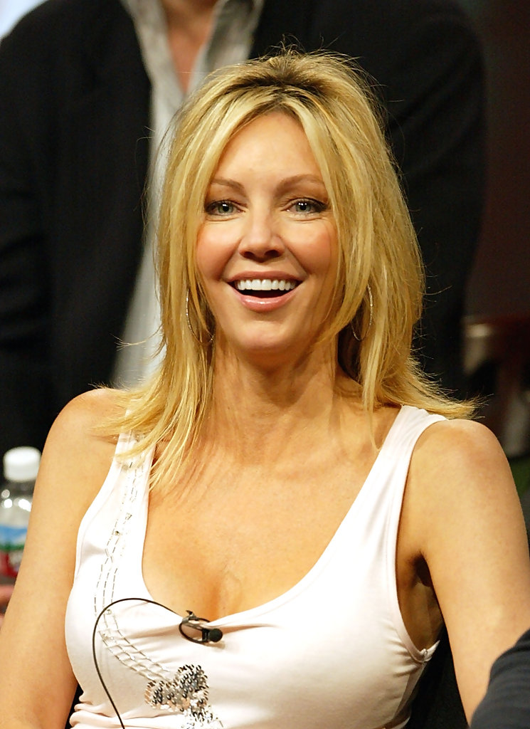 Heather Locklear Smileing Pictures