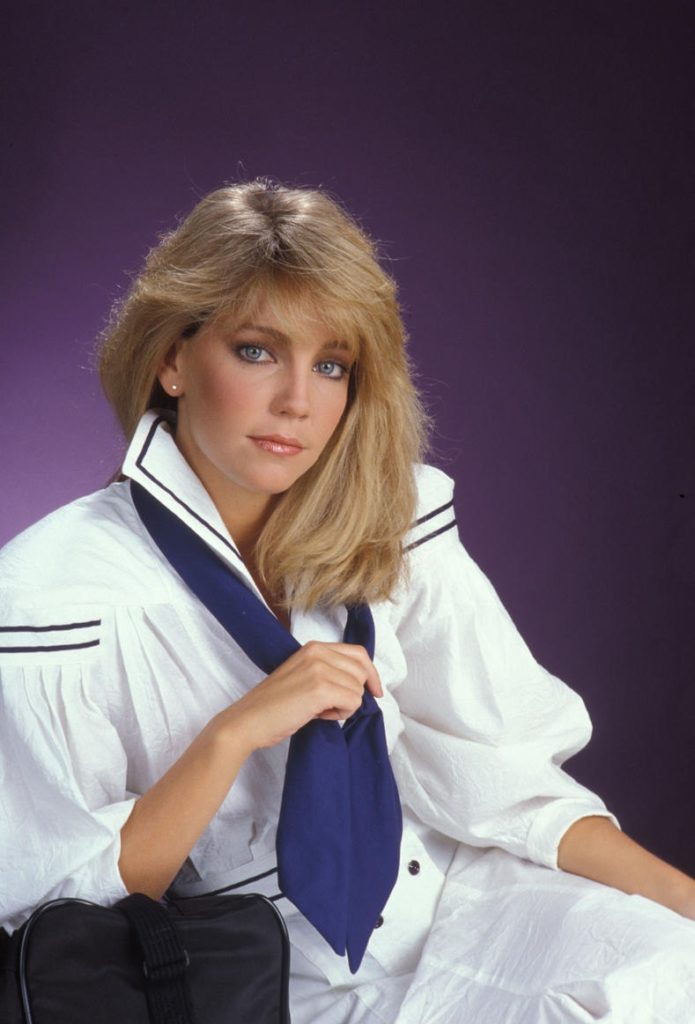 Heather Locklear Thighs Pictures
