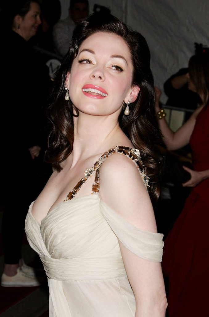 Rose McGowan Lingerie Wallpapers