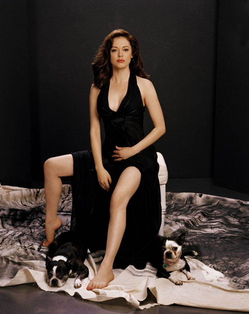 Rose McGowan Undergarments Wallpapers