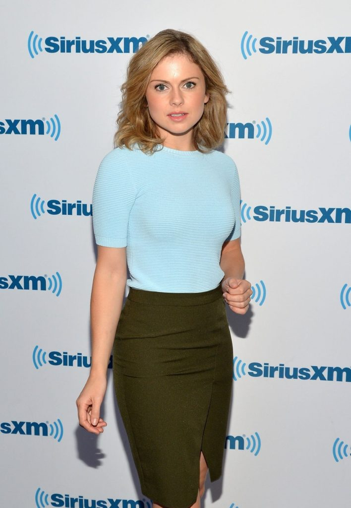 Rose McIver Leaked Photos