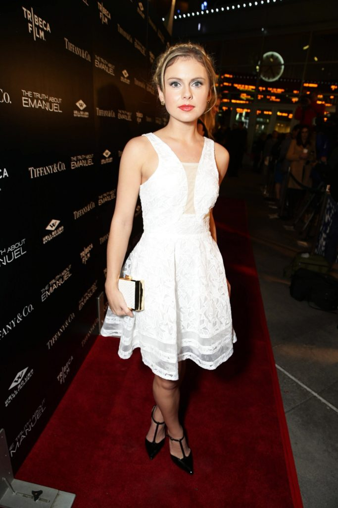 Rose McIver Pictures