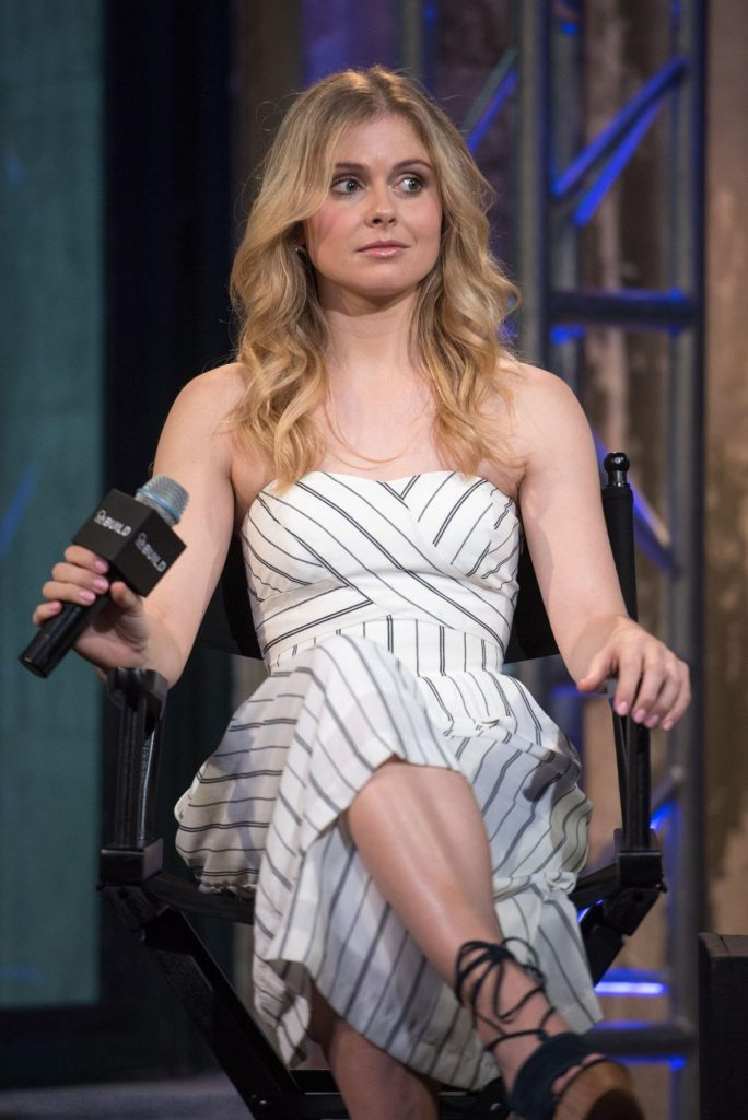 Rose McIver Smile Face Pictures