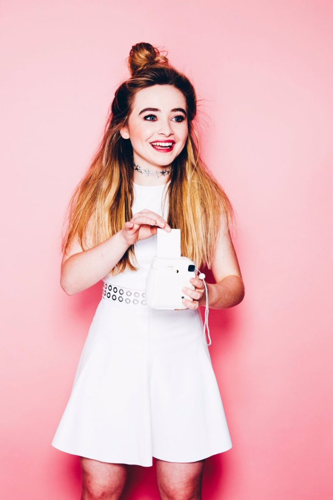 Sabrina Carpenter Long Hair Pictures