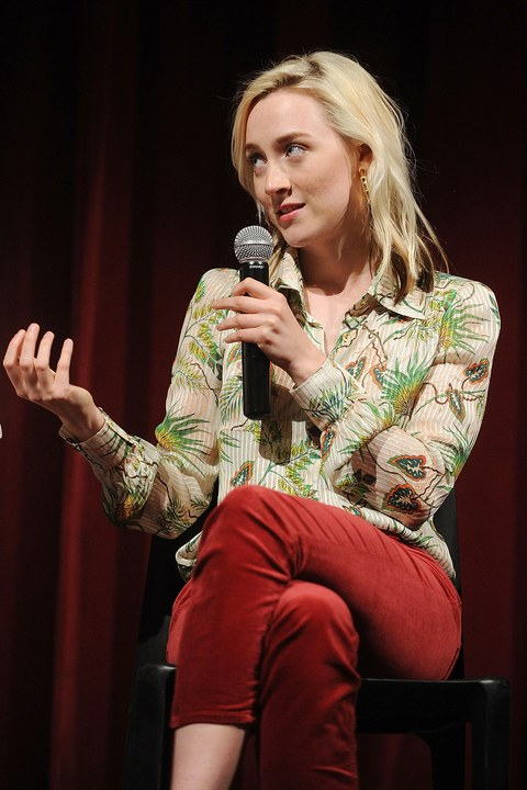 Saoirse Ronan Thighs Pictures