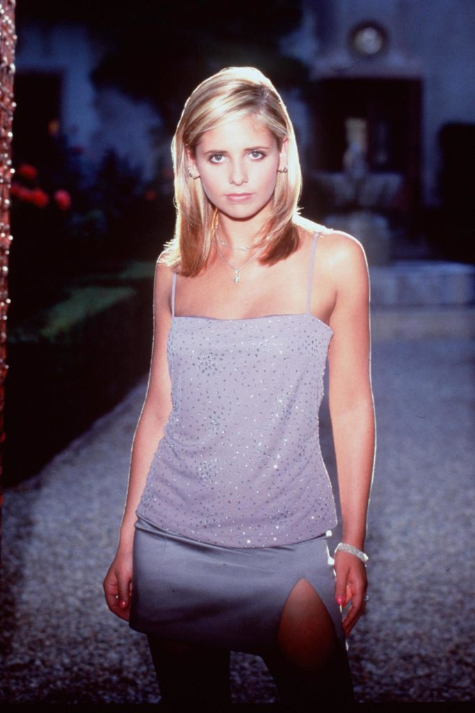 Sarah Michelle Gellar Body Photos