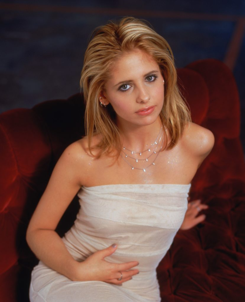 Sarah Michelle Gellar Hot Images