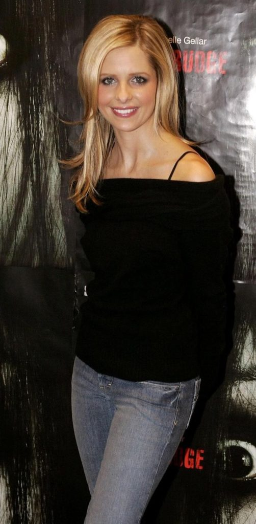 Sarah Michelle Gellar Leggings Pictures
