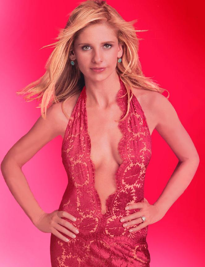 Sarah Michelle Gellar Tattoos Wallpapers