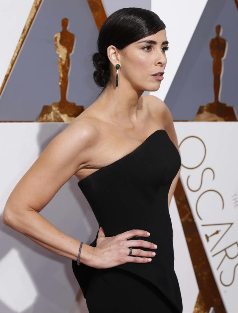 Sarah Silverman Muscles Images