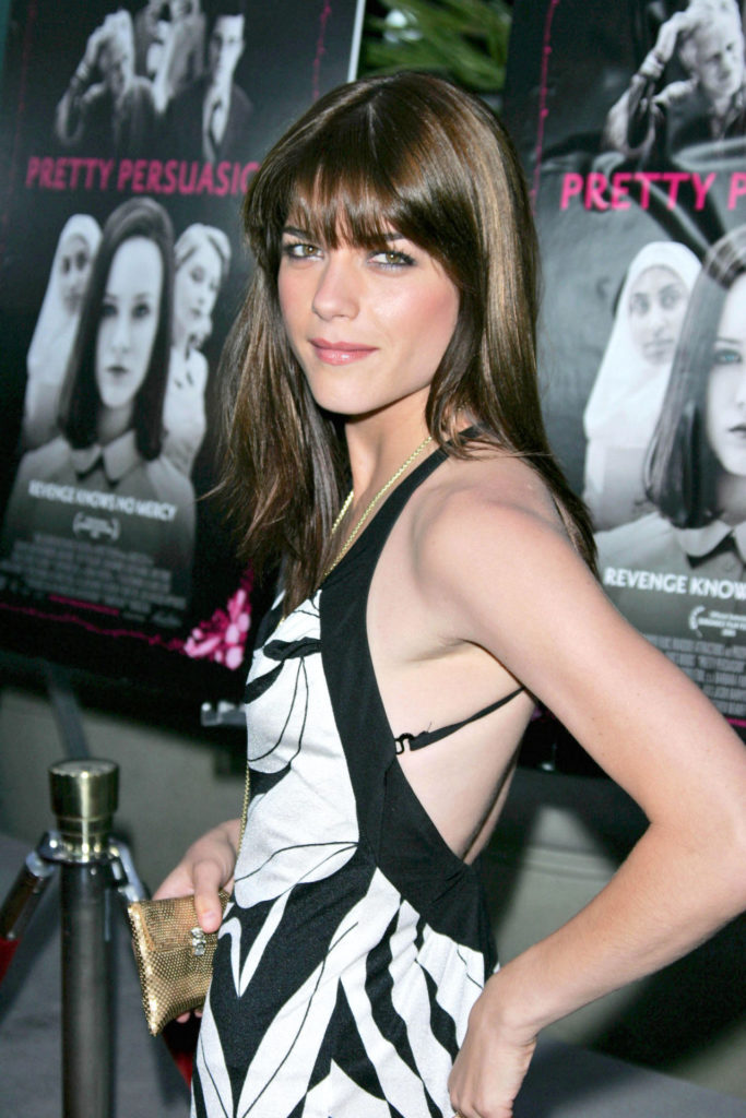 Selma Blair Smile Face Pictures