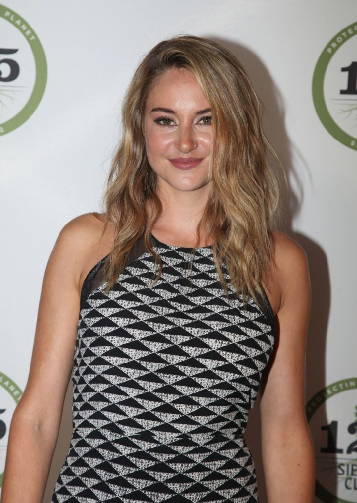 Shailene Woodley Hair Style Pictures