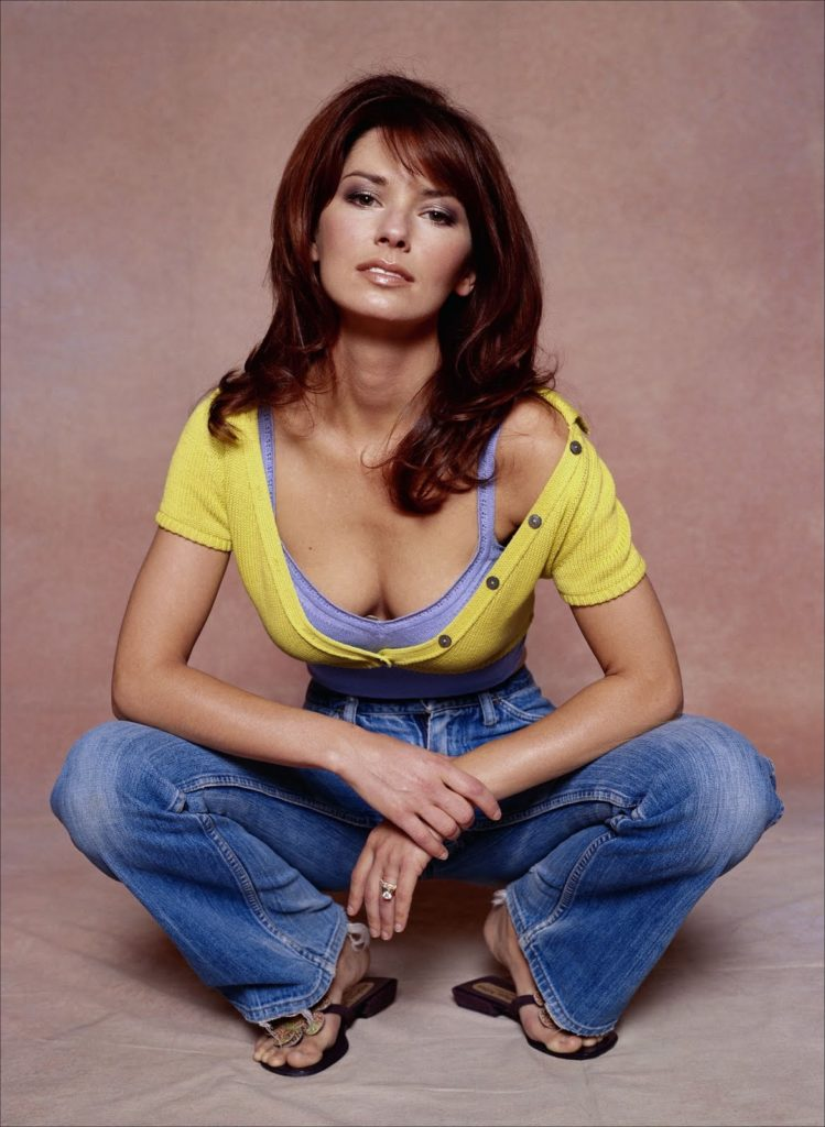 Shania Twain Topless Pictures