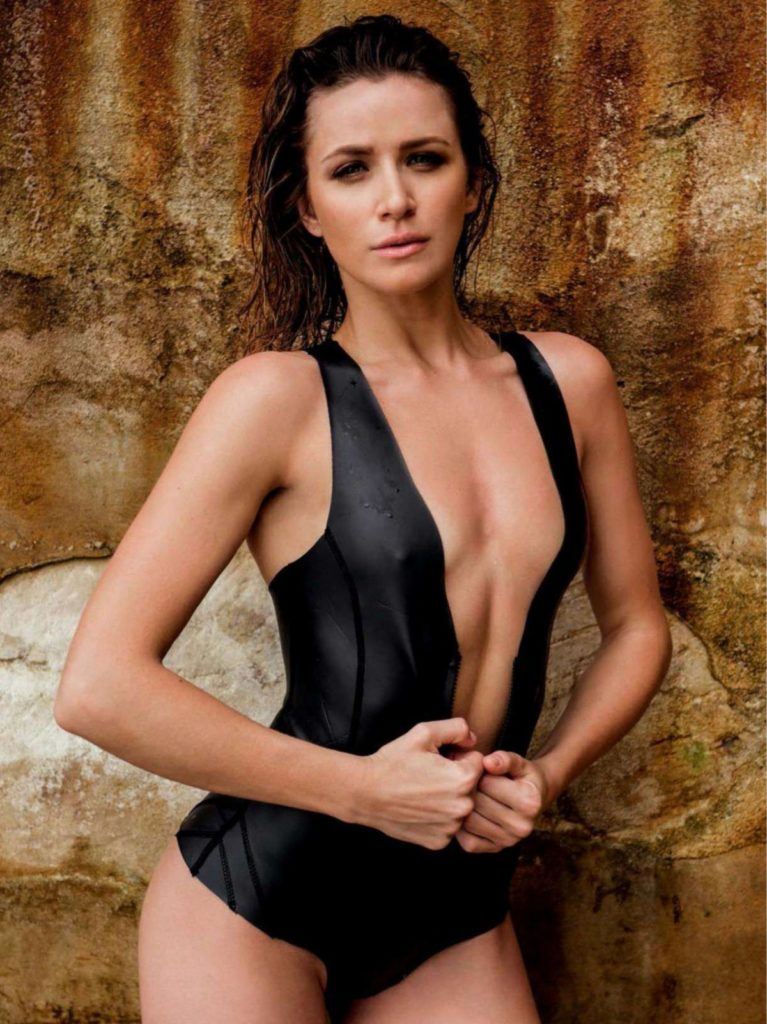 Shantel VanSanten Topless Wallpapers