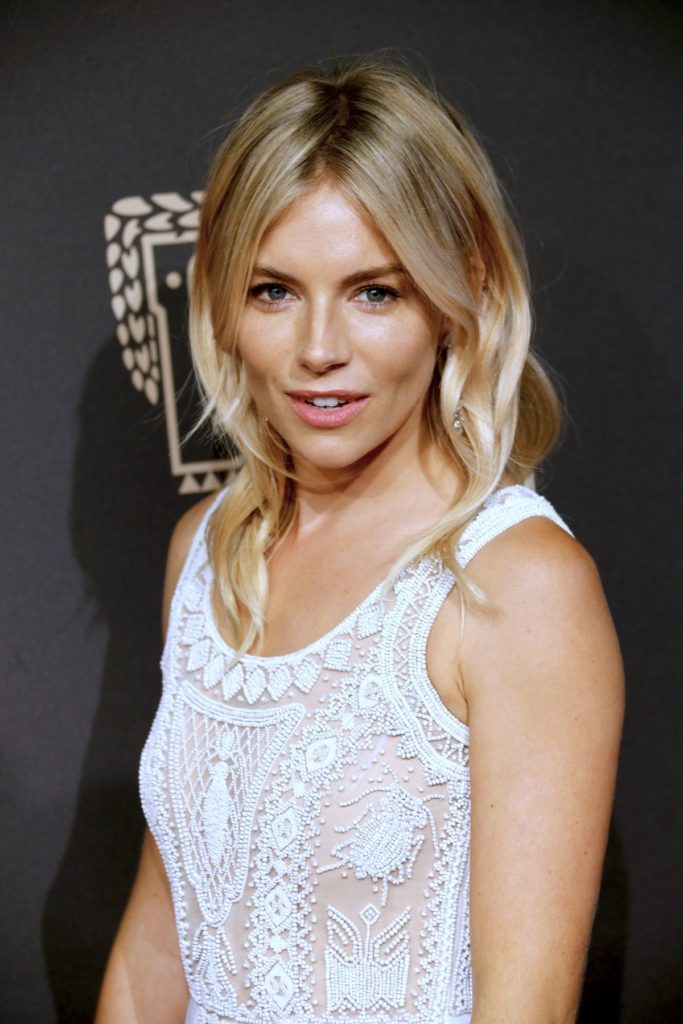 Sienna Miller Hair Style Pictures