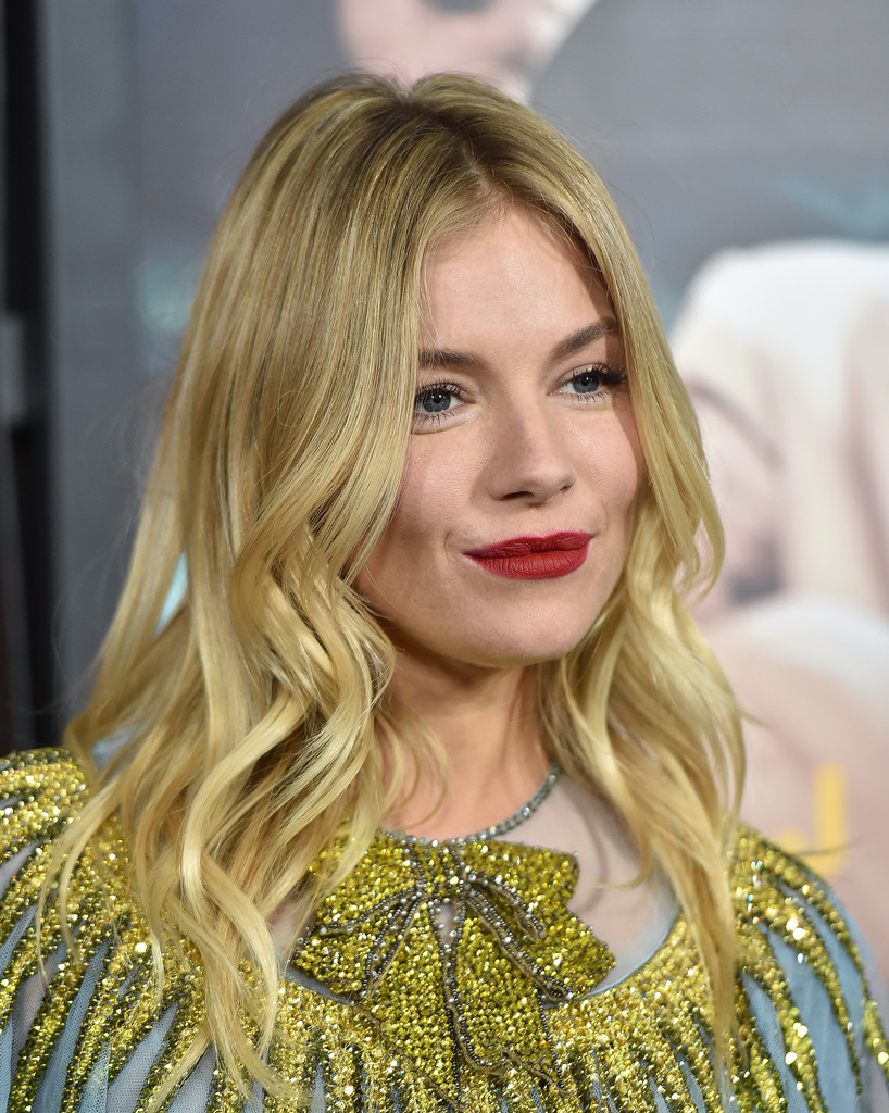 Sienna Miller Haircut Images