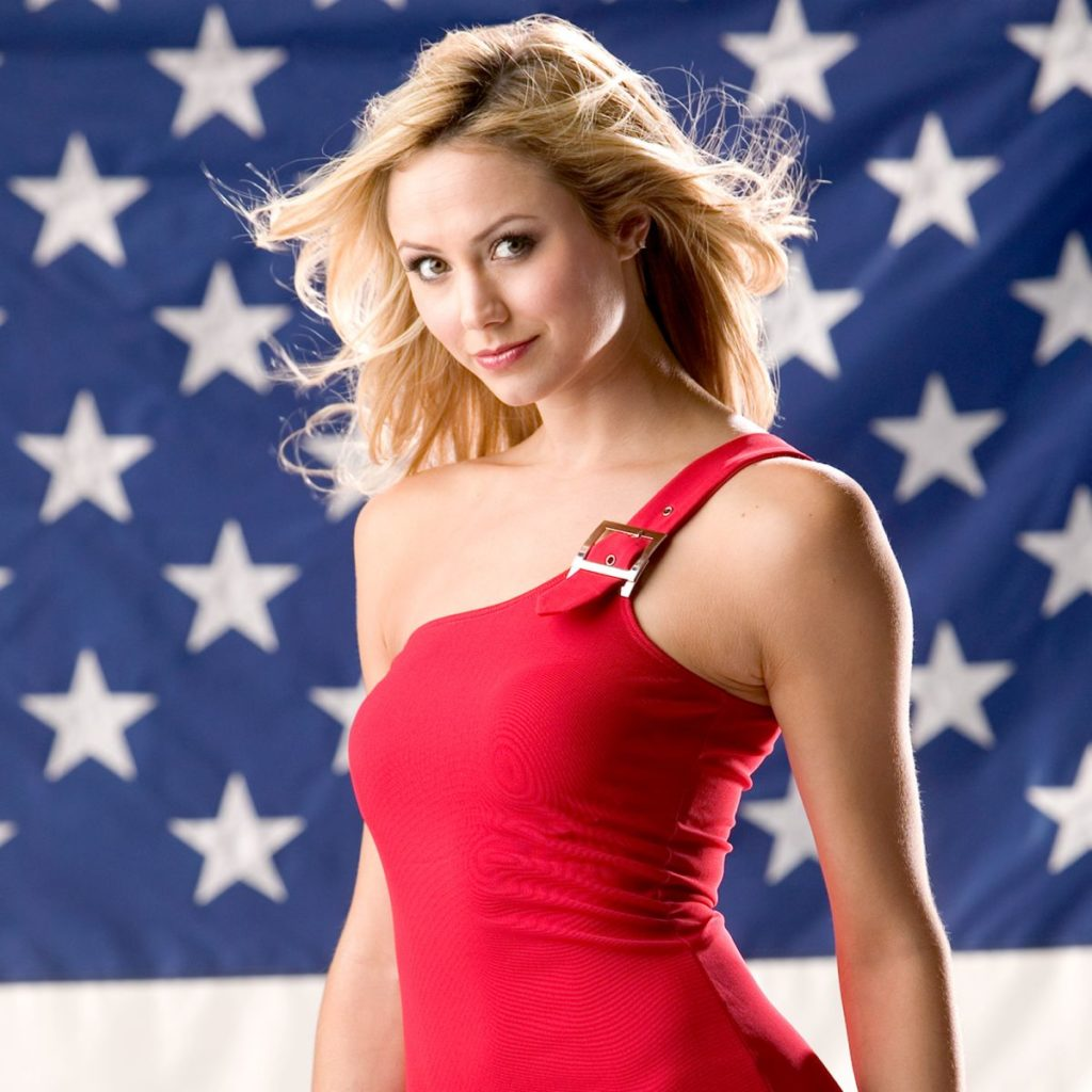 Stacy Keibler Cleavage Wallpapers