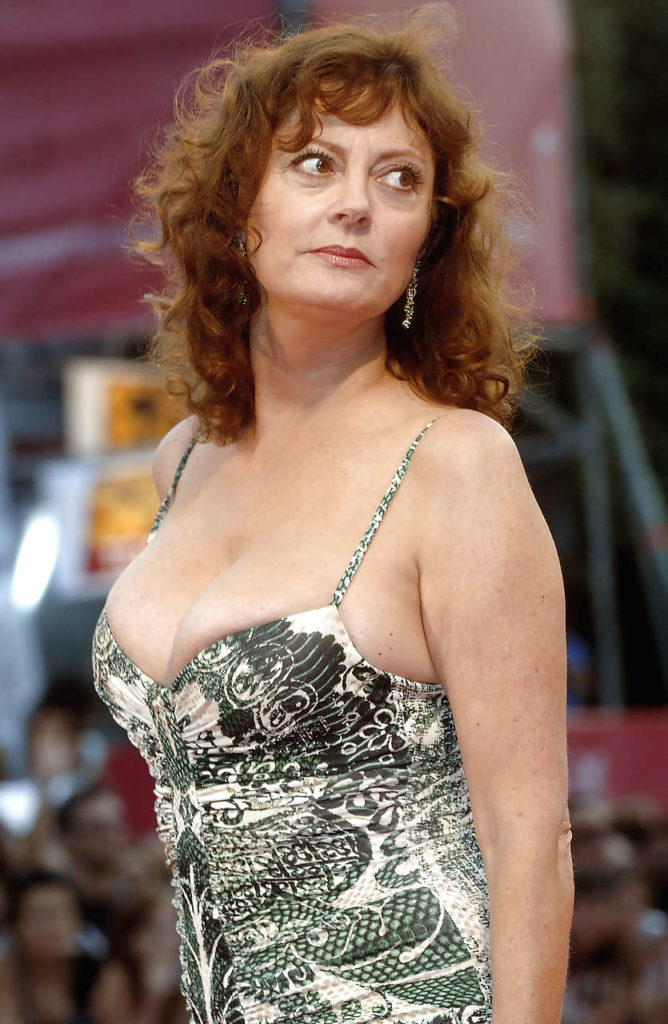 Susan Sarandon Bathing Suit Wallpapers
