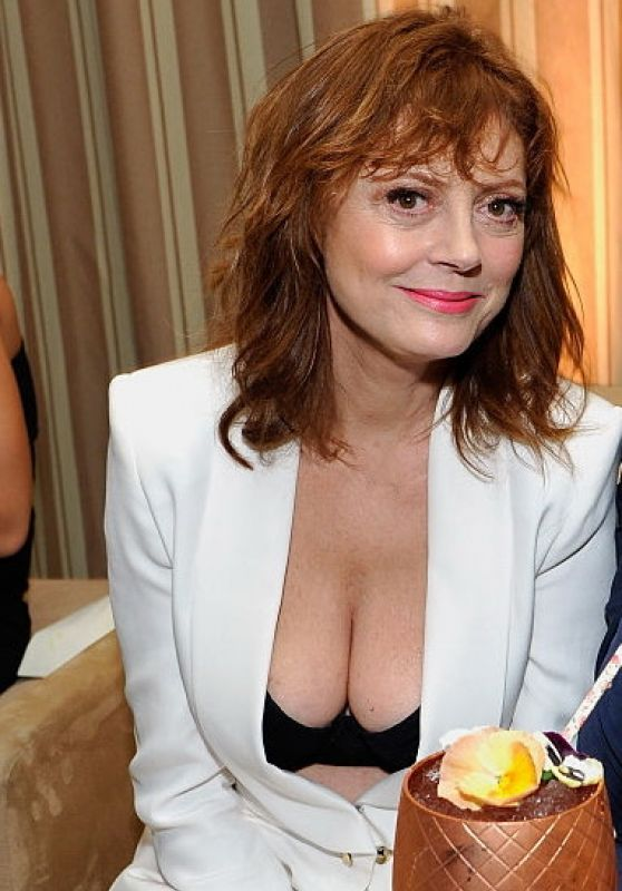 Susan Sarandon Bra Panty Wallpapers