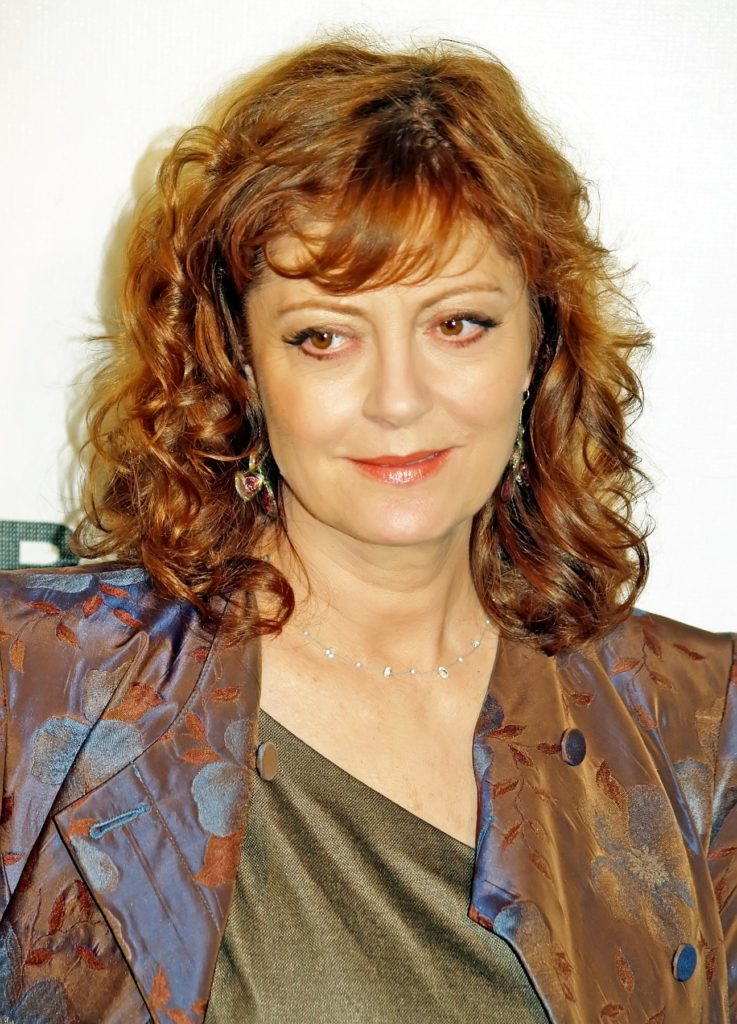 Susan Sarandon Cleavage Photos