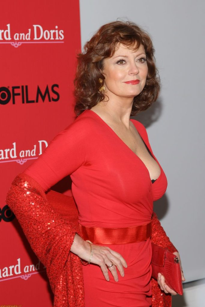 Susan Sarandon Gown Pictures