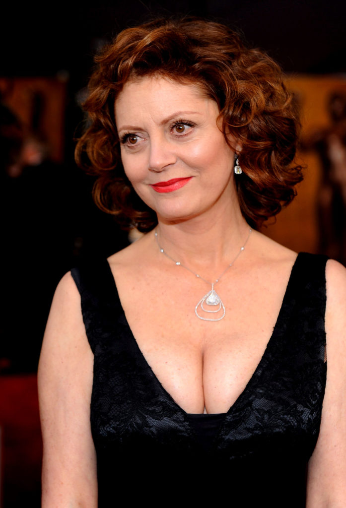 Susan Sarandon Hair Style Photos