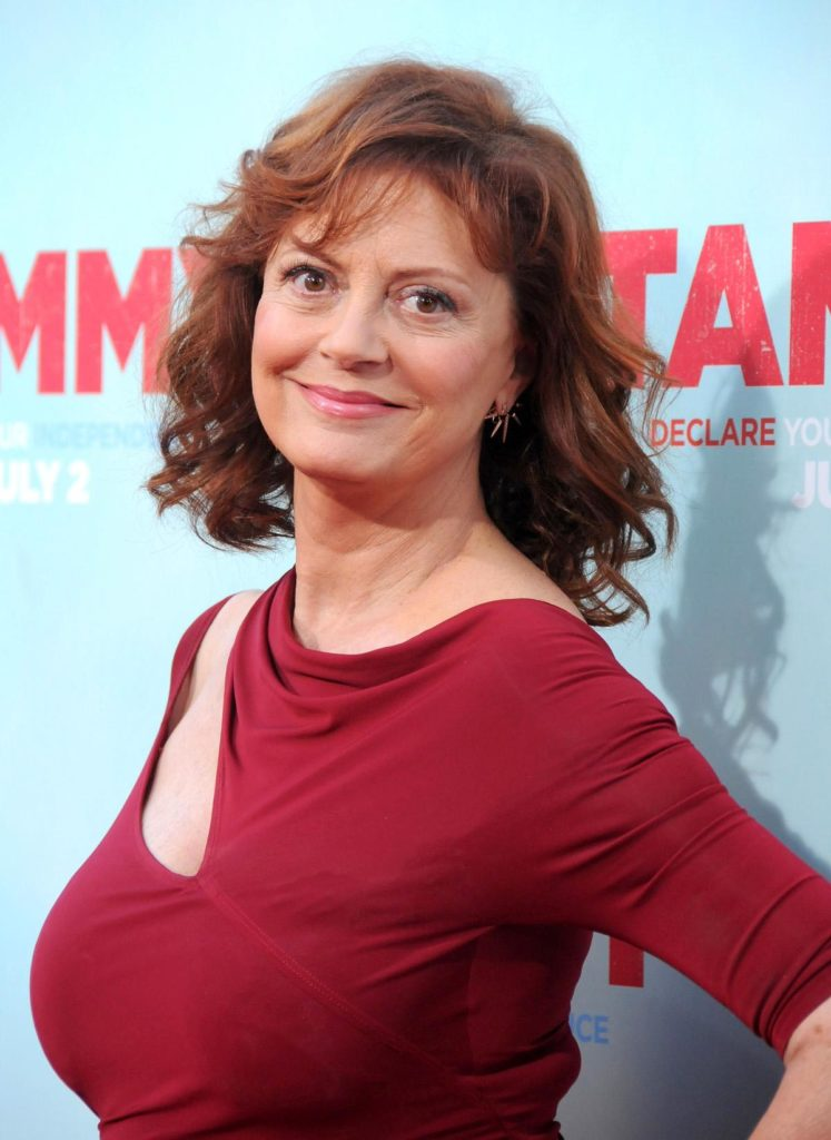 Susan Sarandon Haircut Pictures