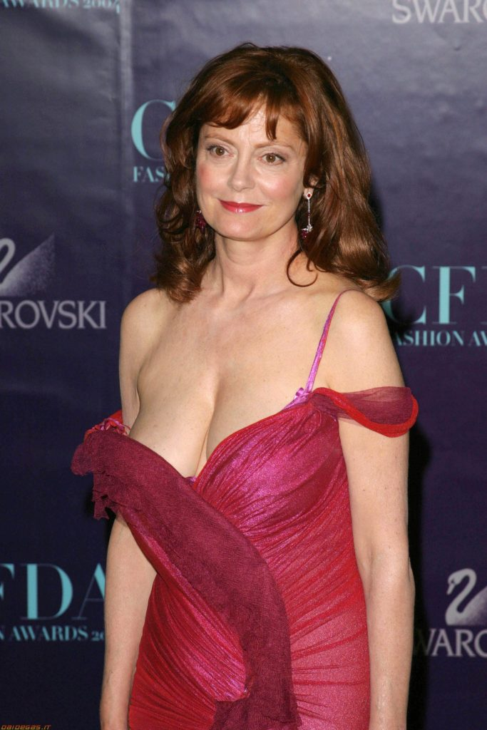 Susan Sarandon No Makeup Photos