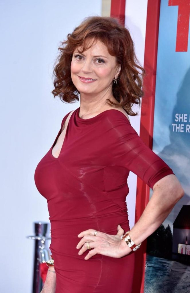 Susan Sarandon Oops Moment Images