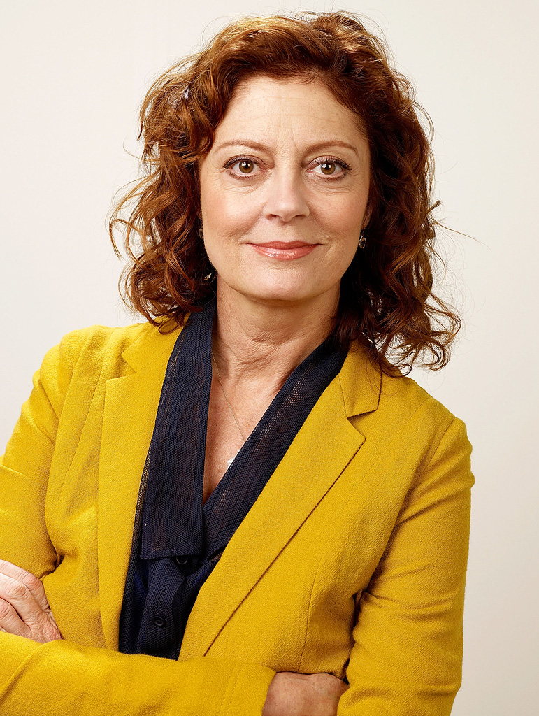 Susan Sarandon Sexy Photoshoot