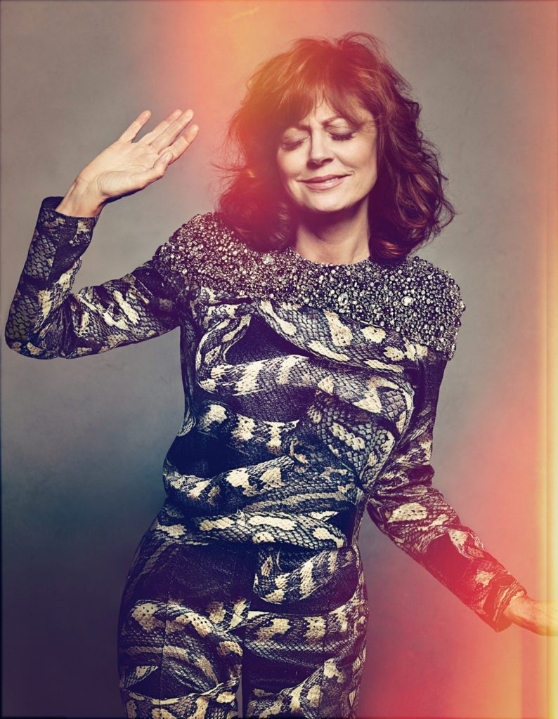 Susan Sarandon Shorts Photos