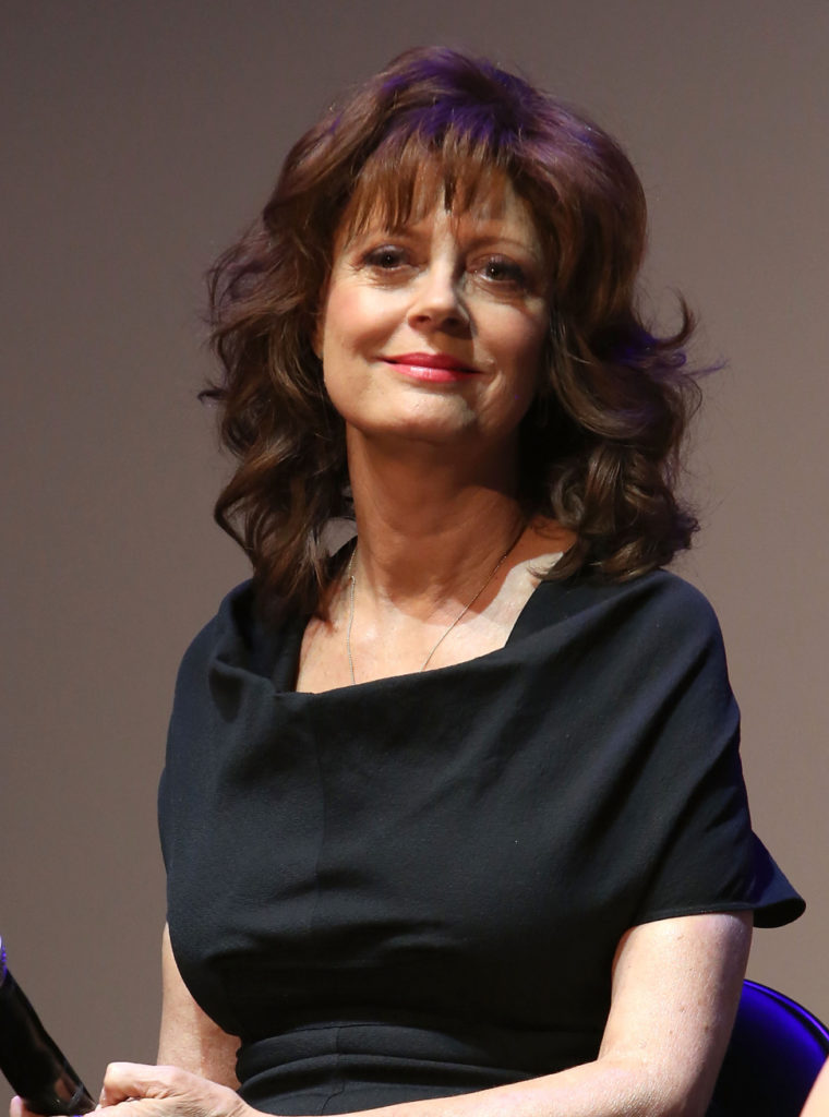 Susan Sarandon Smileing Wallpapers