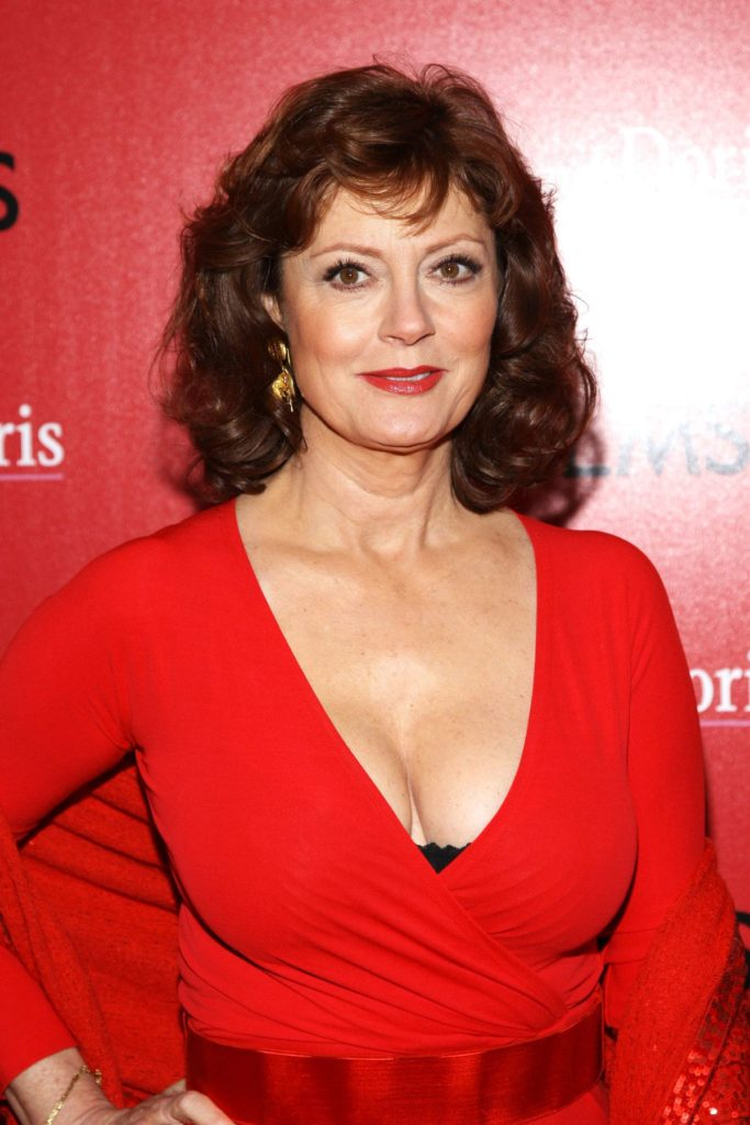 Susan Sarandon Tattoos Pictures